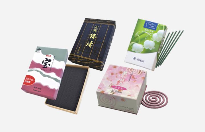 薫寿堂の歴史