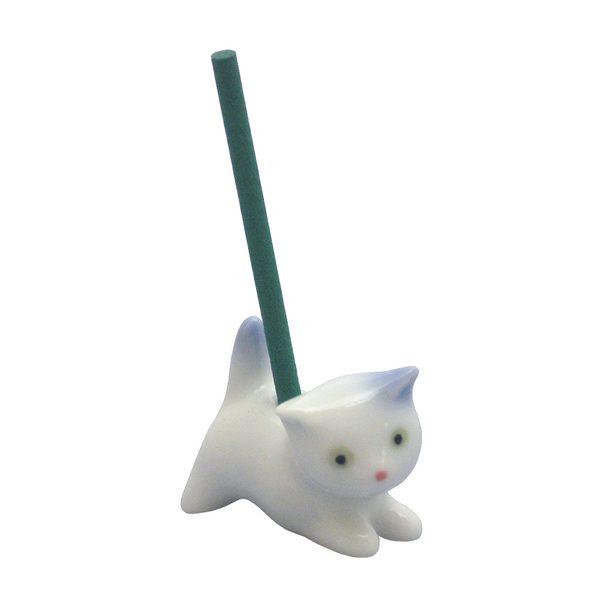 動物香立 ネコ