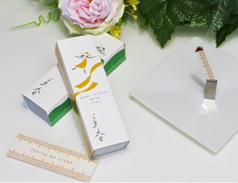 【新発売】紙・紐のお香 美香(みか)